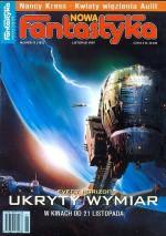 Nowa Fantastyka 182 (11/1997) - Philip K. Dick, Kir Bułyczow, Nancy Kress, Wojciech Szyda