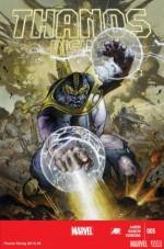 Thanos Rising #5 - Jason Aaron, Simone Bianchi