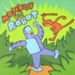 Monkey vs. Robot - James Kochalka