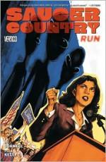 Saucer Country Vol. 1: Run - Paul Cornell, Ryan Kelly