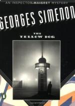 The Yellow Dog - Georges Simenon, Linda Asher