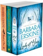 Barbara Erskine 3-Book Collection: Lady of Hay, Time's Legacy, Sands of Time - Barbara Erskine