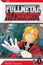 Fullmetal Alchemist, Vol. 01 - Hiromu Arakawa