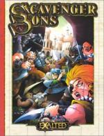 Scavenger Sons - Justin Achilli, John Snead, Scott Taylor