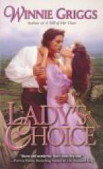 Lady's Choice - Winnie Griggs