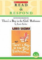 There's a Boy in the Girls' Bathroom - Jillian Powell, Mike Phillips