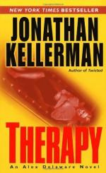 Therapy - Jonathan Kellerman