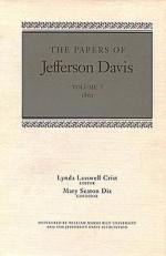 The Papers of Jefferson Davis: 1861 - Jefferson Davis, Mary Seaton Dix