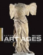 Gardner's Art through the Ages: Backpack Edition, Book A (with CourseMate Printed Access Card) - Fred S. Kleiner