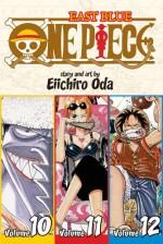East Blue 10-11-12 - Eiichiro Oda