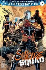 Suicide Squad (2016-) #5 - Stephen Byrne, Alex Sinclair, Scott Williams, Jim Lee, Rob Williams