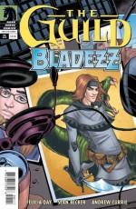 Guild Bladezz (One Shot) Karl Kerschl Cover - Felicia Day, Sean Becker