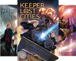 Keeper of the Lost Cities (4 Book Series) - Shannon Messenger