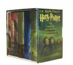 Harry Potter Boxed Set, Books 1-6 - Mary GrandPré, J.K. Rowling