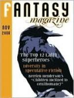 Fantasy Magazine (November) - Genevieve Valentine, Charlotte Perkins Gilman, Berrien C. Henderson, Willow Fagan, Von Carr