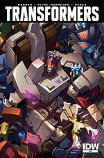 Transformers (2011-) #46 (Transformers: Robots In Disguise (2011-)) - Sara Pitre-Durocher, Andrew Griffith, John Barber