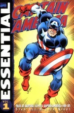 Essential Captain America, Vol. 1 - Stan Lee, Jack Kirby