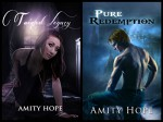 Tainted Legacy & Pure Redemption: Boxed Set - Amity Hope