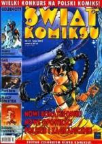Świat Komiksu - 21 - (luty 2001) - Midam, Piotr Kowalski, Philippe Vandevelde, Jean-Richard Geurts
