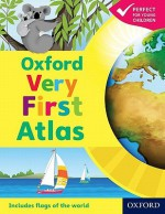 Oxford Very First Atlas 2011 - Patrick Wiegand