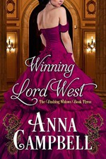 Winning Lord West (Dashing Widows) - Anna Campbell