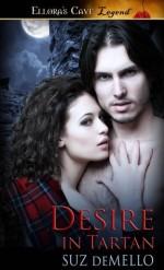 Desire in Tartan - Suz deMello