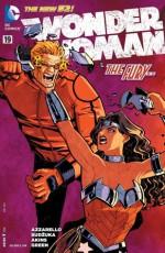 Wonder Woman #19 - Brian Azzarello, Tony Akins, Goran Sudžuka, Dan Green, Cliff Chiang