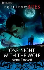 One Night with the Wolf - Anna Hackett