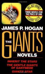 The Giants Novels - James P. Hogan