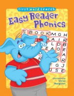 First Word Search: Easy Reader Phonics - Steve Harpster