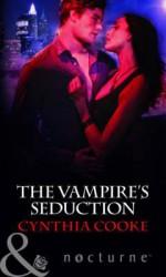The Vampire's Seduction - Cynthia Cooke