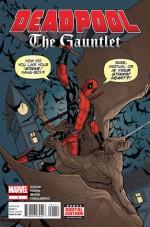 Deadpool: The Gauntlet #1 - Gerry Duggan, Brian Posehn, Reilly Brown, Frank Cho