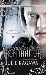 The Iron Traitor - Julie Kagawa