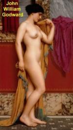 131 Color Paintings of John William Godward - British Neoclassical Painter (August 9, 1861 - December 13, 1922) - Jacek Michalak, John William Godward