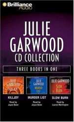 Julie Garwood CD Collection: Killjoy/Murder List/And Slow Burn - Julie Garwood, Laural Merlington, Joyce Bean