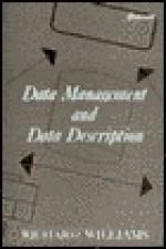 Data Management and Data Description - Richard Williams