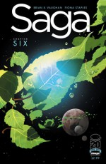 Saga #6 - Brian K. Vaughan, Fiona Staples
