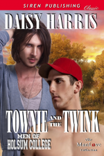 Townie and the Twink - Daisy Harris
