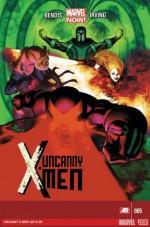 Uncanny X-Men #5 - Brian Michael Bendis, Frazer Irving
