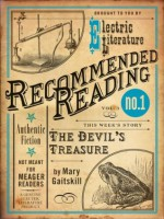 The Devil's Treasure (Electric Literature's Recommended Reading) - Mary Gaitskill, Andy Hunter