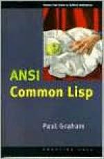 ANSI Common Lisp - Paul Graham