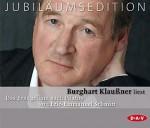 Das Evangelium nach Pilatus: Lesung - Éric-Emmanuel Schmitt, Burghart Klaußner, Brigitte Große