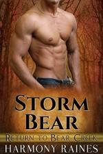 Storm Bear (Return to Bear Creek Book 5) - Harmony Raines