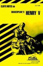 Henry V (Cliffs Notes) - Jeffery Fisher