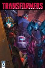 Transformers: Till All Are One #7 - Mairghread Scott, Sara Pitre-Durocher