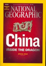 National Geographic Magazine, May 2008 (Vol. 213, No. 5) - Amy Tan, Peter Hessler, Chrus Johns