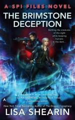 The Brimstone Deception - Lisa Shearin