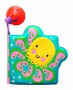 Bath Buddies: Wiggly Octopus (Bath Buddies) - Jo Moon