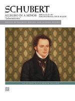 """Schubert: Allegro in A Minor, Opus 144; D. 947 """"Lebenssturme"""": For One Piano, Four Hands - Franz Schubert, Maurice Hinson"""