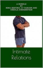 Intimate Relations, Vol. 7: Interracial Man-of-the-House Taboo Erotica (Loveslice Bundles) - Nina Sestina, CJ Taboon, Ursula Kinkenstein